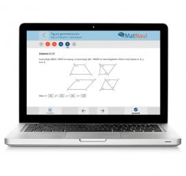 MatNau! – internetowy zbiór zadań wraz zaplikacją mobilną