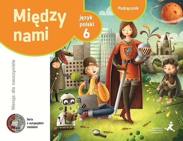 język polski między nami klasa 6 podręcznik