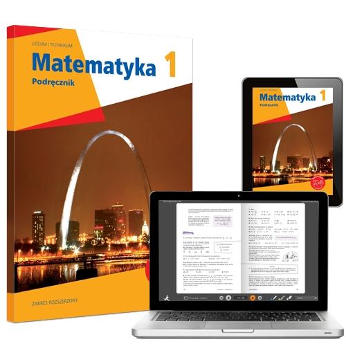 Podręcznik w komplecie z multipodręcznikiem, zakres rozszerzony