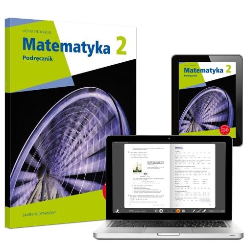 Podręcznik w komplecie z multipodręcznikiem, zakres podstawowy