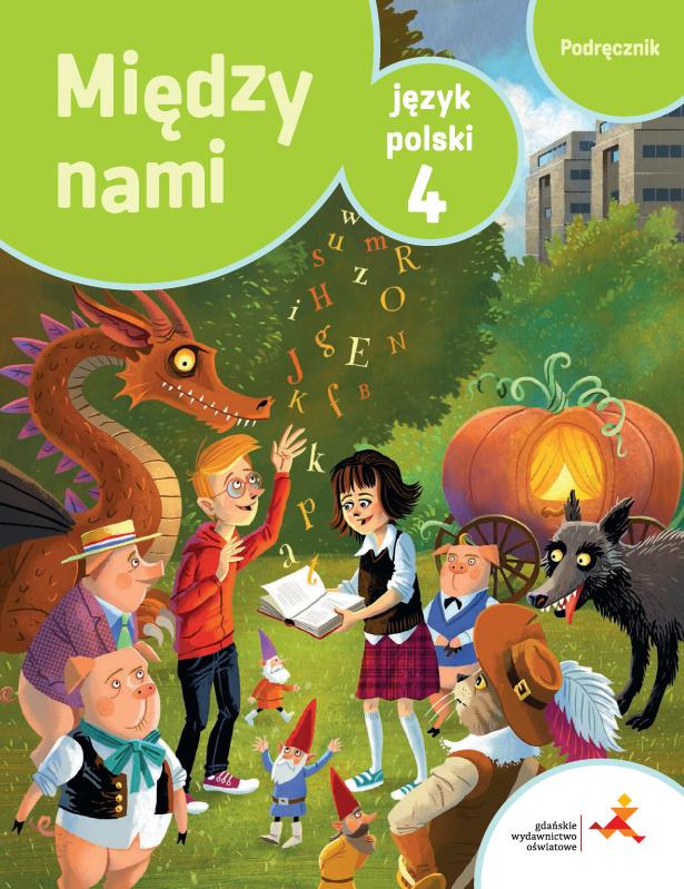 Język Polski 4 Między Nami Podręcznik Nowa Szkoła