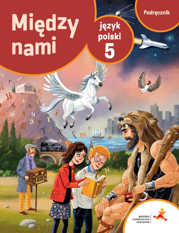 Język Polski 5 Między Nami Podręcznik Nowa Szkoła