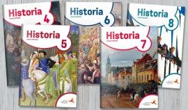 Okładka Zeszyty ćwiczeń do historii w ofercie specjalnej