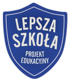 Znalezione obrazy dla zapytania: gwo lepsza szkoła logo
