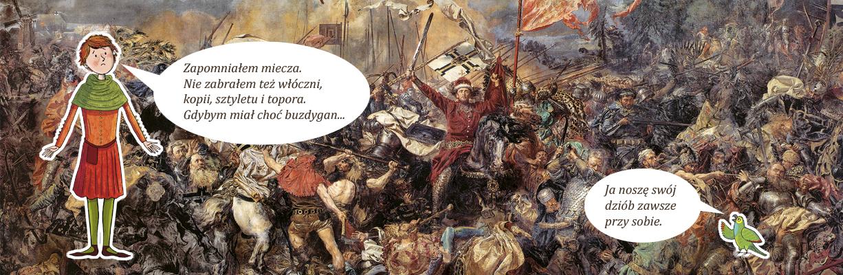 Jak Histek z Napoleonem... Konkurs historyczny