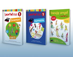 Bezpłatny zestaw książek Lokomotywy