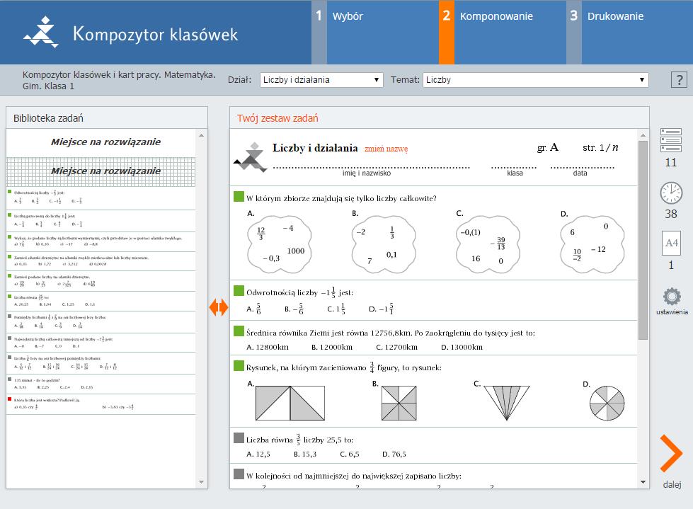 geometria klasa 6 sprawdzian pdf