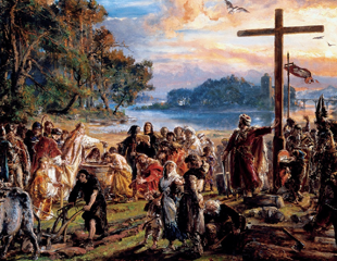 1050-lecie chrztu Polski. Konkurs dla gimnazjalistów