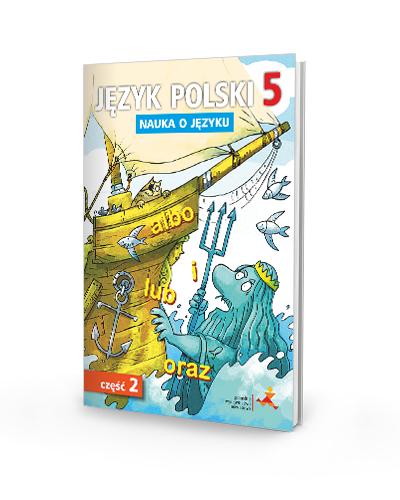 Język polski 7. Nauka o języku do nowej szkoły podstawowej. Część 1
