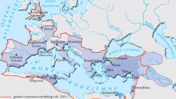Chrystianizacja Imperium Rzymskiego