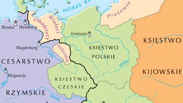 Młodsza Europa ok 1000 r.