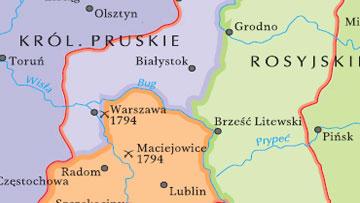 III rozbiór Polski.