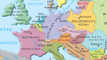 Mapy Online Liceum I Technikum