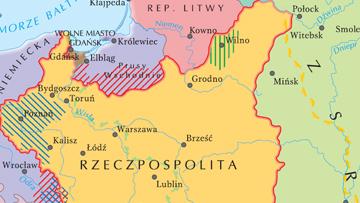 Walka o granice odrodzonej Polski, 1918-1922.