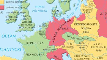 Systemy ustrojowe międzywojennej Europy.